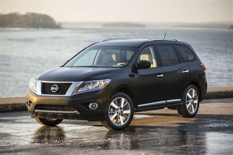 nissan pathfinder 2016 price 2016 nissan pathfinder review ratings specs prices and