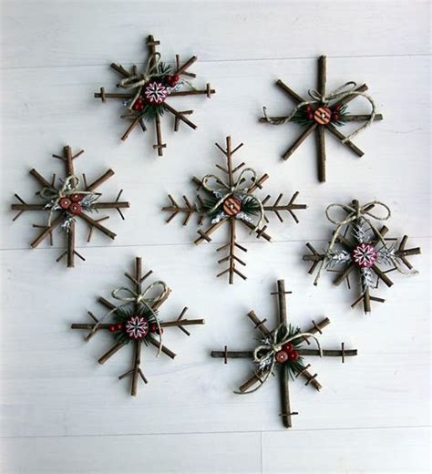 23 homemade christmas ornaments christmas decorating