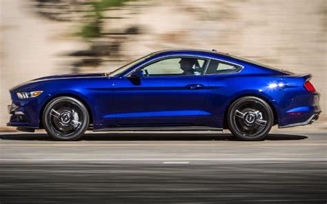 3 Litre V8 by 2015 Ford Mustang Ecoboost V 5 Litre V8