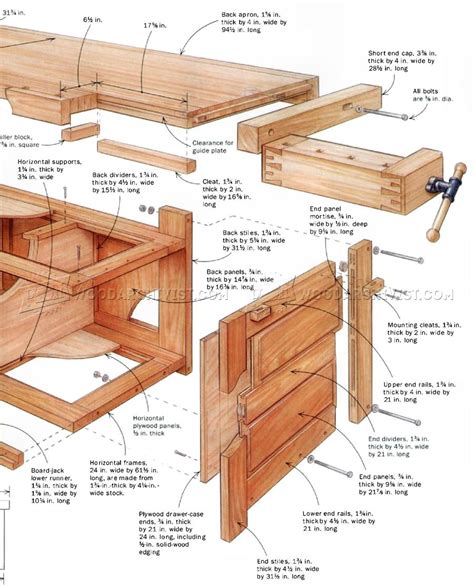 woodworking plans for end table with drawer
