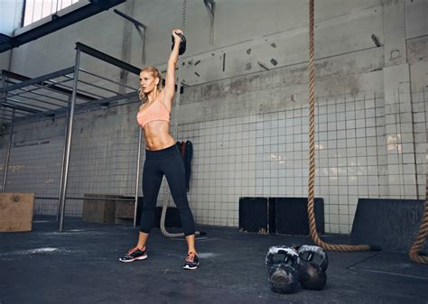 kettlebell swing women faster fat loss how to add workout finishers