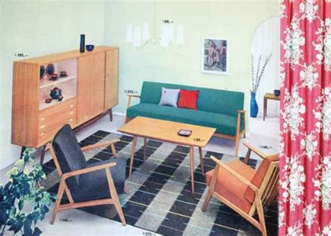 60er wohnzimmer m 246 bel 60er jahre