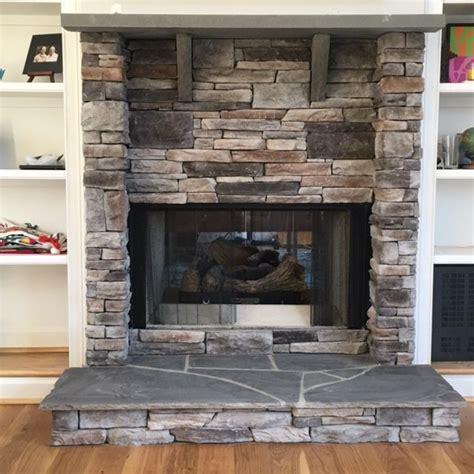Flagstone Fireplace Hearth by Centurion Of The Carolinas Kentucky Ledge And
