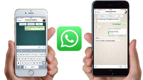 whatsapp chat wallpaper iphone 6 whatsapp si aggiorna finalmente per iphone 6 e iphone 6