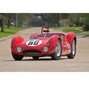 Mecum To Auction 1960 Maserati Birdcage