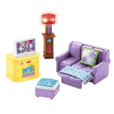 fisher price loving family kids bedroom loving family premium d 233 cor family room