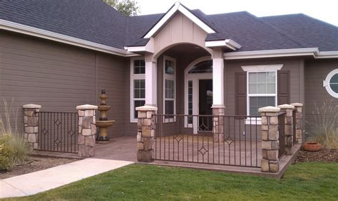 exterior design picturesque front porch design with