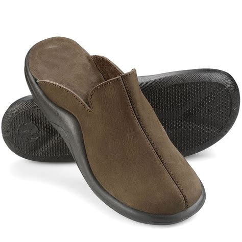 indoor slippers for the gentlemen s walk on air indoor outdoor slippers