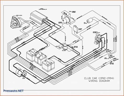 wiring diagram 88 89 club car wiring diagrams schematics