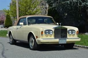 1991 Rolls Royce Corniche 1991 Rolls Royce Corniche