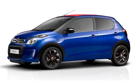 Citroen C1 2020 by Citro 203 N Launches Special Editions And Ride