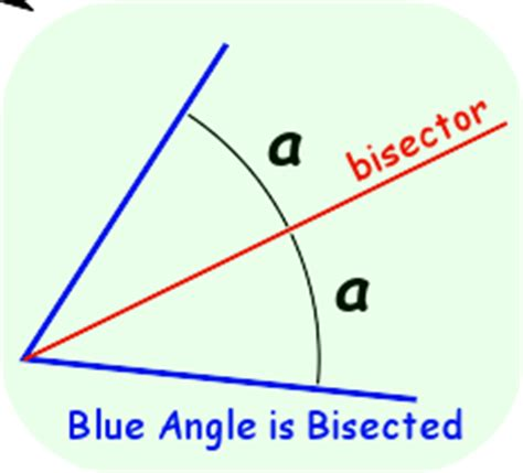 You Can Bisect An Angle Using The Paper Folding Technique - bisect