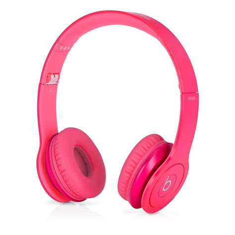 Headphone Beats Pink Beats Hd Drenched In Pink Grecko