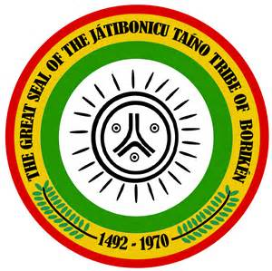 the jatibonicu taino tribal nation of borik 233 n clipart