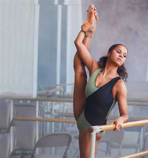 misty copeland yoga how misty copeland is changing the face of wellness one