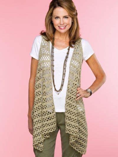 free pattern vest crochet crochet vest patterns quotes