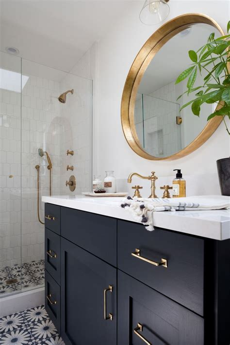 Navy blue bathroom vanity cabinet bathroom vanity care partnerships