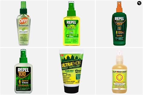 bug sprays the 8 best insect repellents hiconsumption