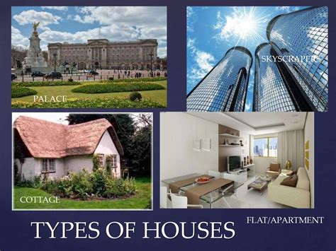 types of houses with pictures types of houses презентация онлайн