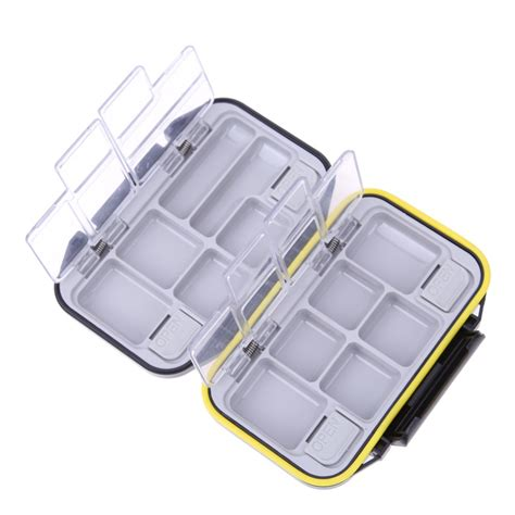 Jual Pancing Flying Lure 12 Compartment Tackle Box