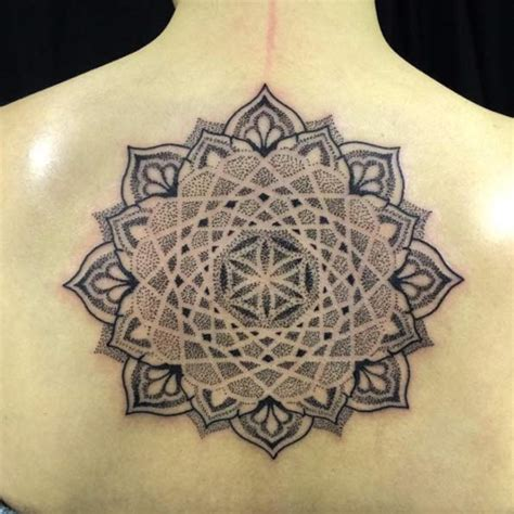 200 mystical mandala tattoos and meanings april 2018