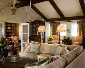 French Country Livingroom French Provencal Traditional Living Room