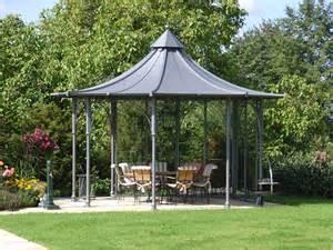 garten pavilion gartenpavillon aus metall mit dach aktuelletrends