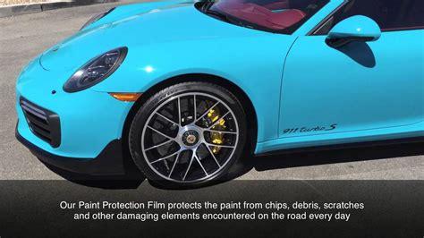 miami blue porsche turbo s 2017 miami blue porsche 911 turbo s