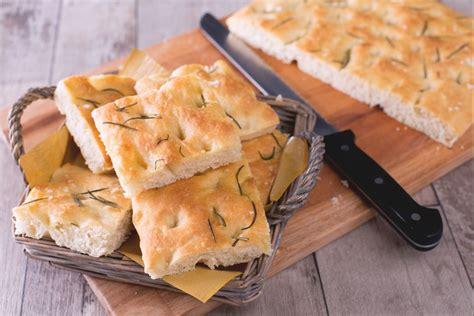 ricette di cucina le ricette di giallozafferano it 10 ricette di focacce le ricette di giallozafferano