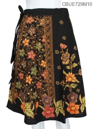 Rok Lilit Batik Cap Motif Gajah rok lilit pendek motif kembang warna bawahan rok murah