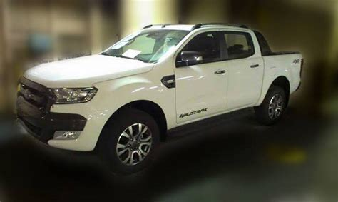 ford ranger 2015 ford gives 2015 ranger pickup truck a makeover