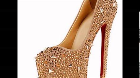 imagenes zapatos hermosos zapatos hermosos tac 243 n de aguja para damas modernas youtube