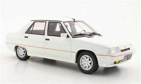 renault 9 turbo phase ii white ottomobile diecast model