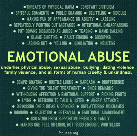 Ways To Deal With Emotional Abuse by Dealing With Emotional Abuse Omega Point Counseling