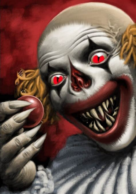 Best 25 Scary Clown Pics by 25 Best Ideas About Evil Clown Makeup On