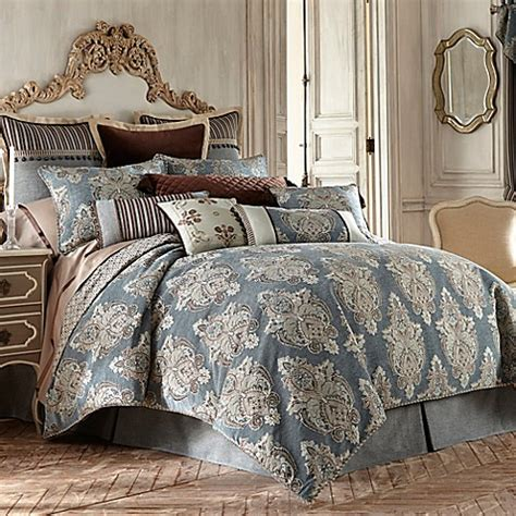 bed bath and beyond waterford lakes waterford bedding collection waterford chantelle bedding