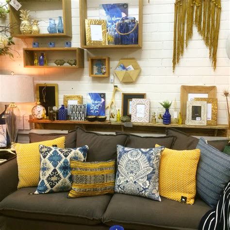 home decor shops melbourne mustard and indigo shop display home decor and interiors