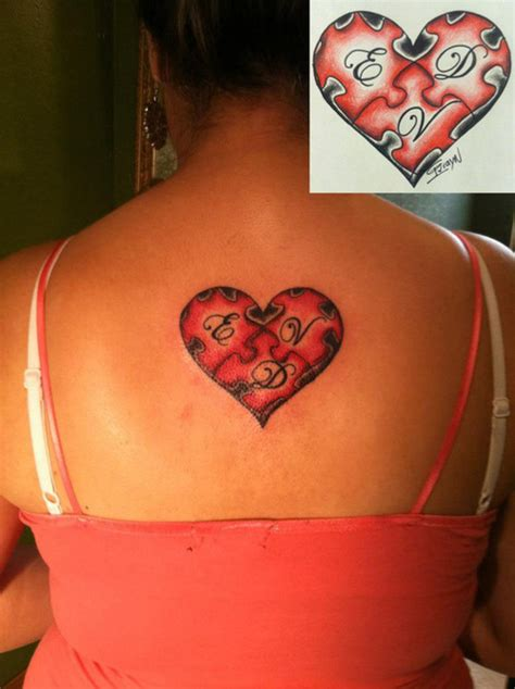 heart tattoos and designs page 4