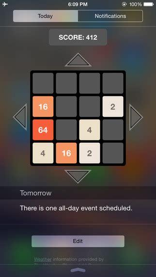 Giveaway Widget App - giveaway of the week 3 copie gratuite per 2048 in widget aggiorna tutto