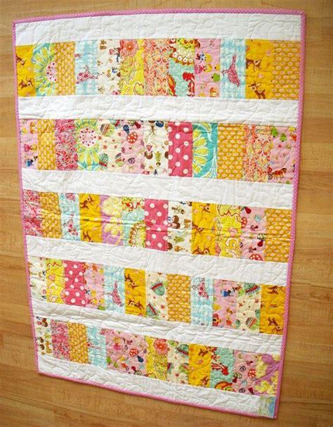 quilt pattern pink lemonade pink lemonade kawaii cuties heirloom baby crib quilt