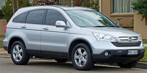 Honda Cr V Wiki by Honda Cr V Third Generation