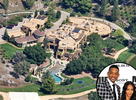 will smith house 11 pictures of the most expensive homes of the top black