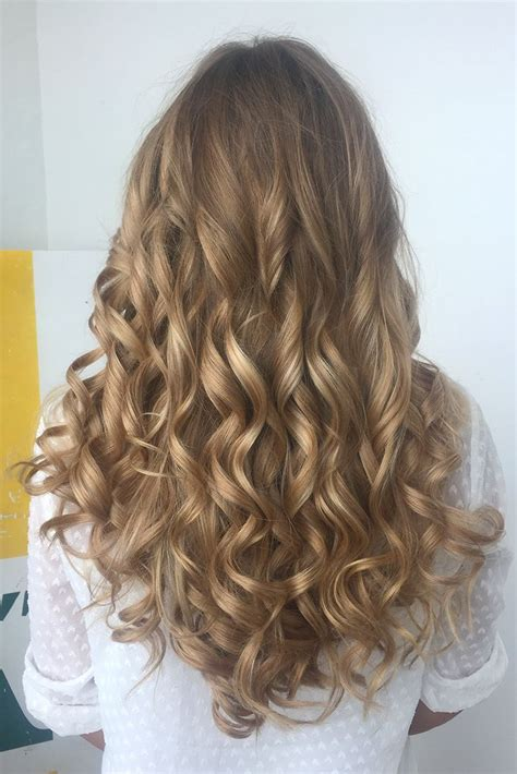 hairstyle ideas for unwashed hair dirty blonde 18 20 quot 220g perfect curls