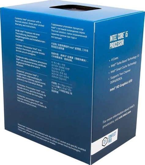 Ntel I5 7600k 3 8ghz Up To 4 2ghz Cache 6mb Box Soc intel i5 7600k kaby lake 7th 4 3 8 ghz lga 1151 intel hd graphics 630 desktop
