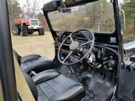 Diesel Godzila godzilla tough 1985 mitsubishi diesel jeep