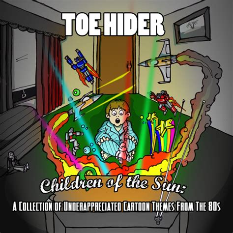 cartoon themes cd toehider children of the sun a collection of