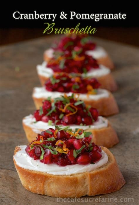 christmas appetizer ideas  wow style