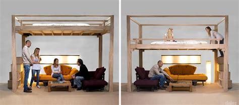 costruire un letto a soppalco letto a soppalco matrimoniale soluzioni stilose e