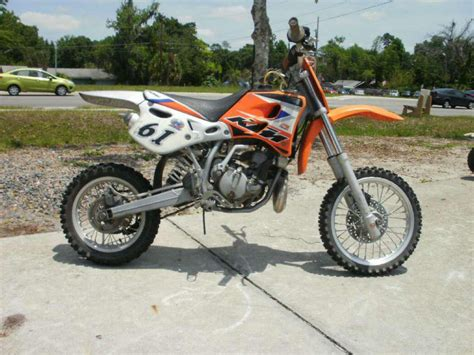 2002 Ktm 65 Sx Buy 2002 Ktm 65 Sx Dirt Bike On 2040 Motos