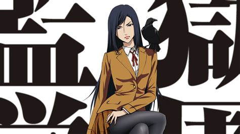 wallpaper anime prison school prison school kurihara mari wallpaper no 242647